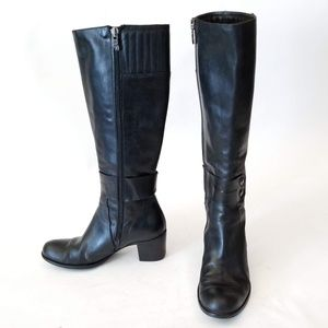 Alberto Fermani Gorgeous Leather Boots - Size 36.5